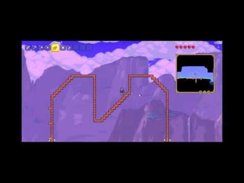 Testar Terraria! (Första Videon!) + server setup i Description