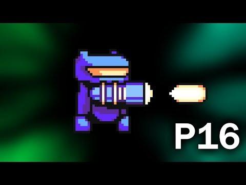 GameMaker Studio 2 - Platform Shooter - P16 - Menu