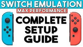 Yuzu Switch Emulator: Easy Complete Installation Guide (Play