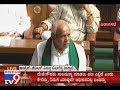 Yeddyurappa Speech As Opposition Leader in Assembly | Praise Siddaramaiah & DKshi