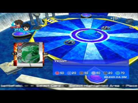 Bakugan Battle Brawlers - [Supreme Tag Team Tournament] Part 3