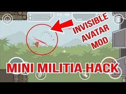 Invisible Avatar!! Check description...........