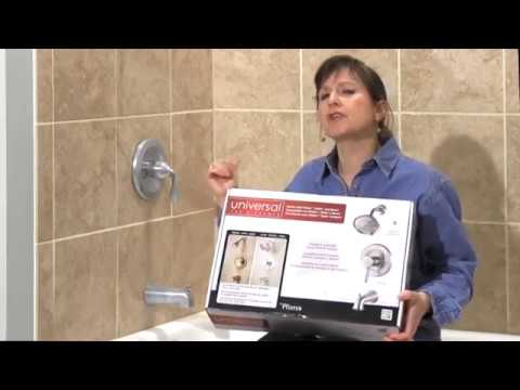 How to Update a Shower with New Fixtures