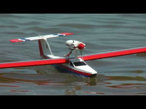 R/C Float Fly CMAC Part 2
