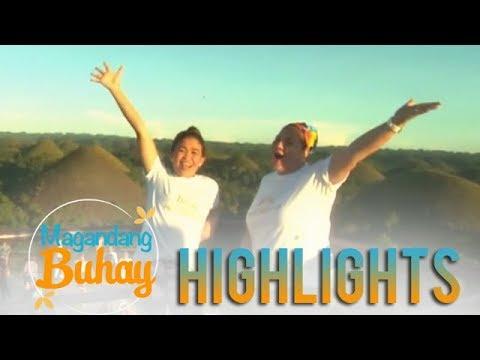 Magandang Buhay: Momshie Karla and Melai visit Bohol!