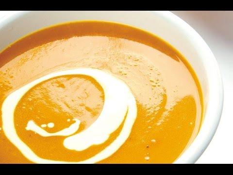 Roasted Butternut Pumpkin Soup | One Pot Chef