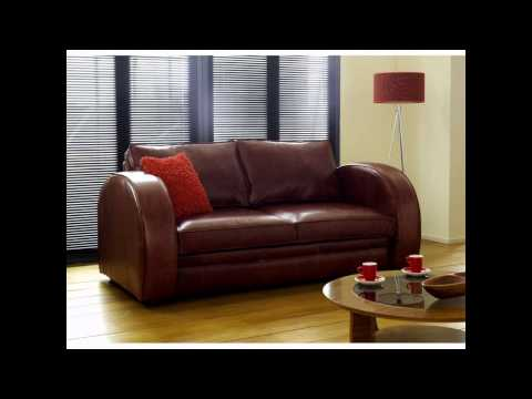 Art deco style couch
