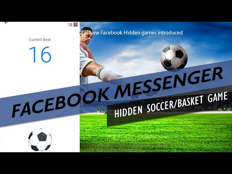 How to Play Soccer Game On FB Messenger