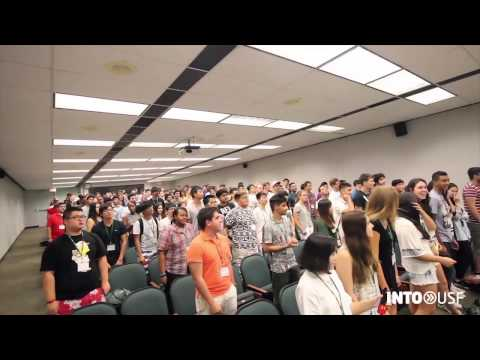 INTO USF Fall 2015 Pathway Orientation Journey