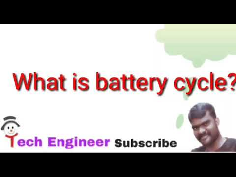 What is a battery cycle and how do they affect battery life