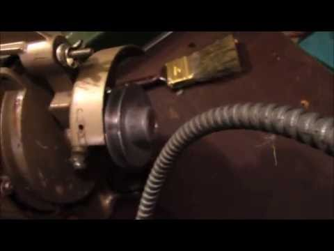 How to change rotation of an industrial clutch motor