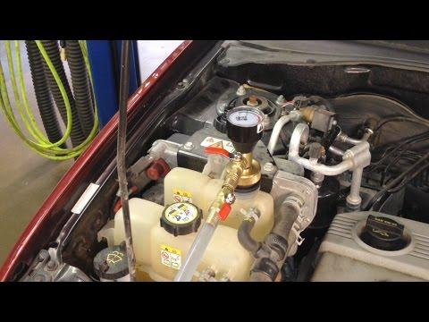 Ford Escape Hybrid Overheat Shutdown MECS Pump Replacement