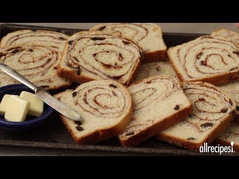 How to Make Cinnamon Raisin Bread | Bread Recipes | Allrecipes.com