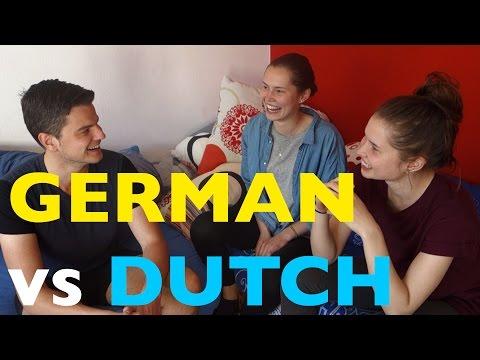 German VS Dutch - Can the Germans understand Dutch?