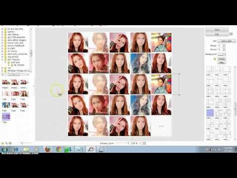 How to make Collage in Photoscape