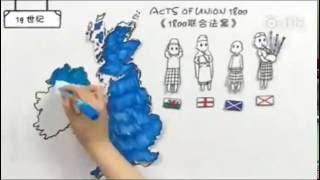 5分鐘里解釋英國的歷史