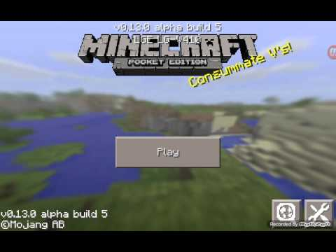 Playing Minecraft different worlds