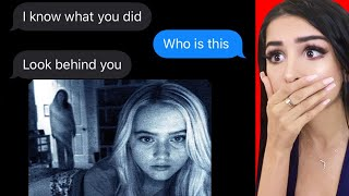 Creepy Text Story DONT Watch At Night