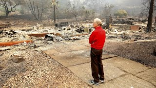 Son of California wildfire victims who died together: