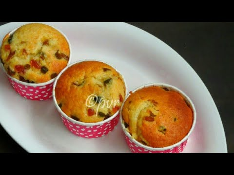 How to make perfect Muffins or Cupcakes at home