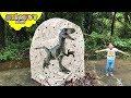 GIANT Jurassic World Egg With 1000 TOYS Skyheart Opens Biggest Egg With Dinosaurs For Kids