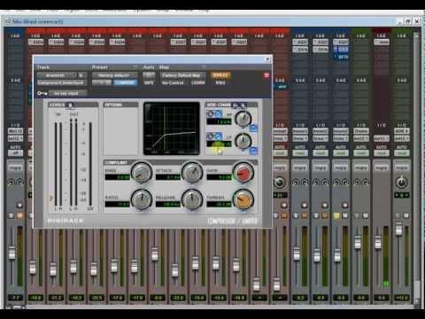 Make bigger sounding MIDI drums.
