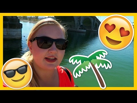 THIS IS PARADISE  😍🌴🌉London Bridge, Lake Havasu City 🏝 Full Time RV Living🚌