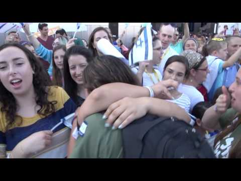 August 2016 Nefesh B'Nefesh Charter Aliyah Flight Highlights