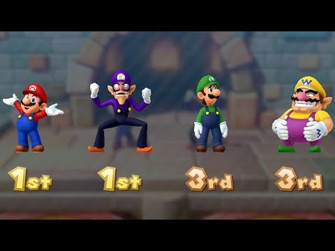Mario Party 10 - Coin Challenge #7 (Master Difficulty)