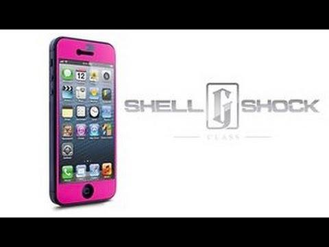 Shell Shock: G-Class - Best iPhone Screen Protector