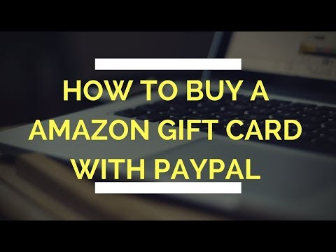 how to buy a amazon gift card with paypal - buy amazon gift card 2018