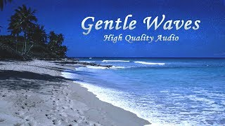 Deep Sleeping with Ocean Sounds - Gentle Waves at Night - 9 Hours of White Noise
