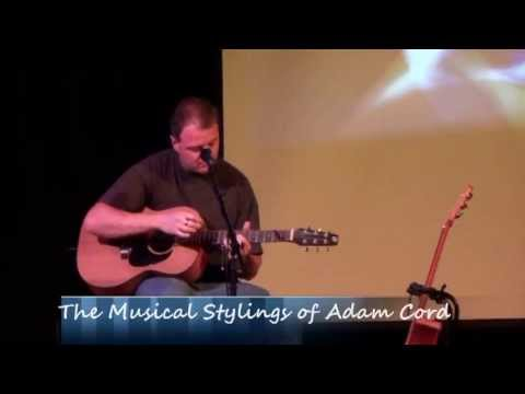 The Musical Stylings of Adam Cord