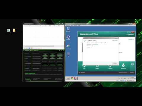 DataScrambler - Bypass Kaspersky