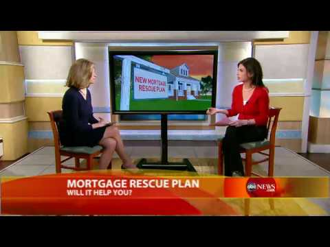 Government's Mortgage Rescue Plan