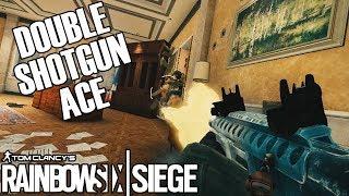 Double M870 Ace - Rainbow Six Siege