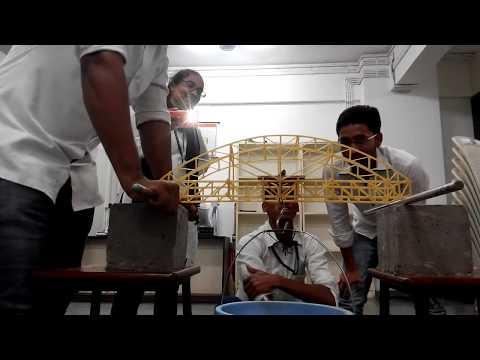 Spaghetti nuddle bridge modal wt 160gm taking load 10kg