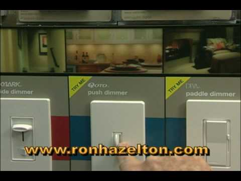 How to Choose and Install a Dimmer Switch