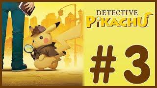 Detective Pikachu - Solving The Case (3)