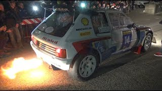 15° Rally Legend 2017 - Day 1 - ANTI-LAG & Launch Controls by Night!