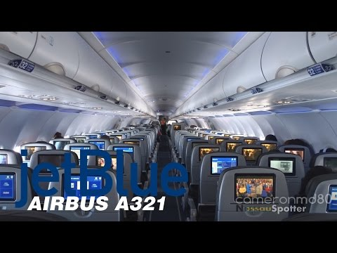 American Airlines New Aircraft Cabin Interior Tour Airbus A321 And