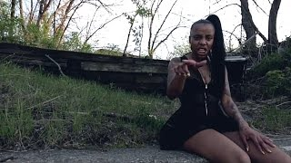 Sasha Go Hard - Im A Threat [OFFICIAL VIDEO] Dir. @RioProdBXC