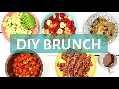 Easy & Delicious Brunch Recipes | Healthy Breakfast Ideas