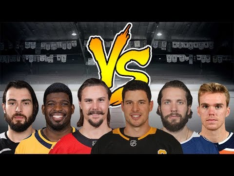 Best NHL Forwards VS Best NHL Defensemen ! | NHL 18 Simulation