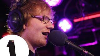 Ed Sheeran covers Christina Aguilera