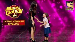 छोटी Vaishnavi ने किया Neha से Request! | Super Dancer | Neha Kakkar Special
