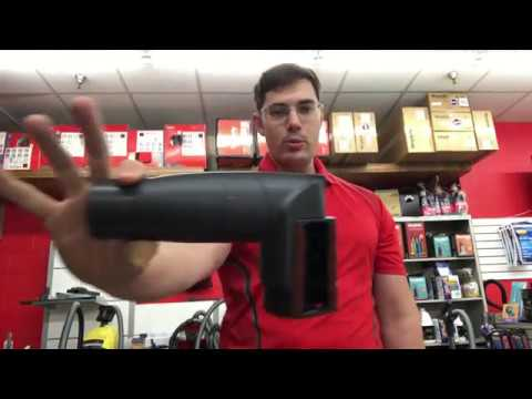Miele STB 20 Flexible Mini Turbobrush
