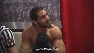 Seth Rollins on when he was told he was gonna cash-in at Wrestlemania 31
