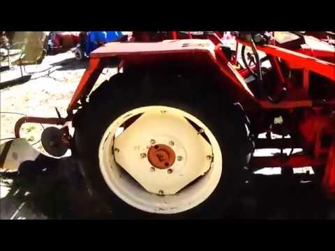 Making The Cheap Tractor Operational