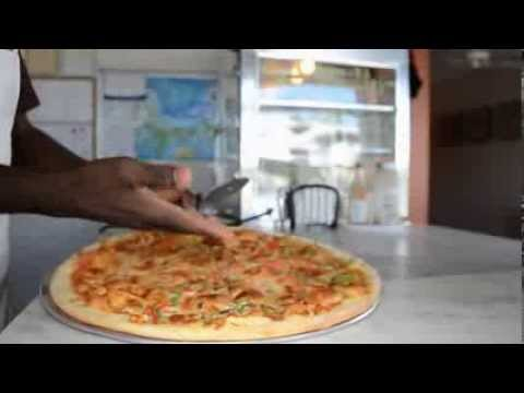 how to cut a Pizza by Slices